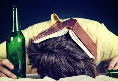 dangers of binge drinking as a freshman