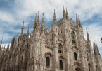 church of Milan in Lombardy in northern Italy